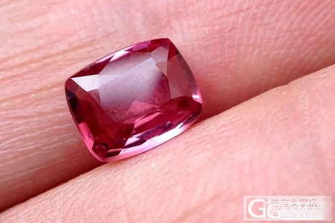 几个粉红 橙红色 尖晶石_尖晶石刻面宝石