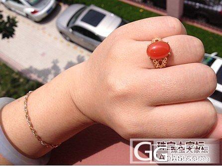 红豆生南国,做成美戒指。而你,值得拥...