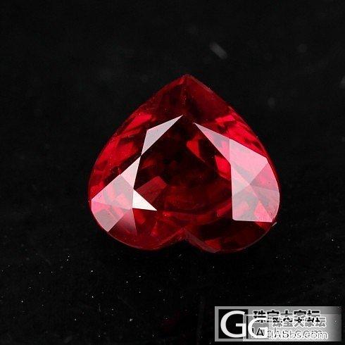 14年首秀,秒杀1.339克拉心形红..._珠宝