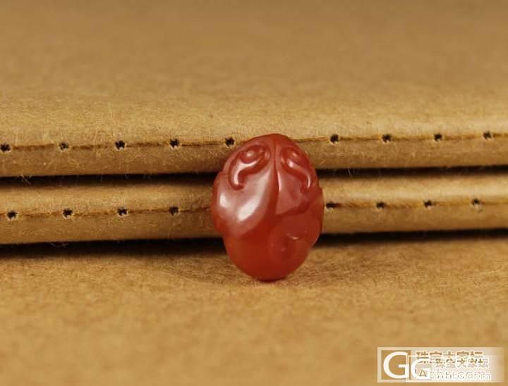 1050元 黄沁虎面牌、450元 南..._传统玉石