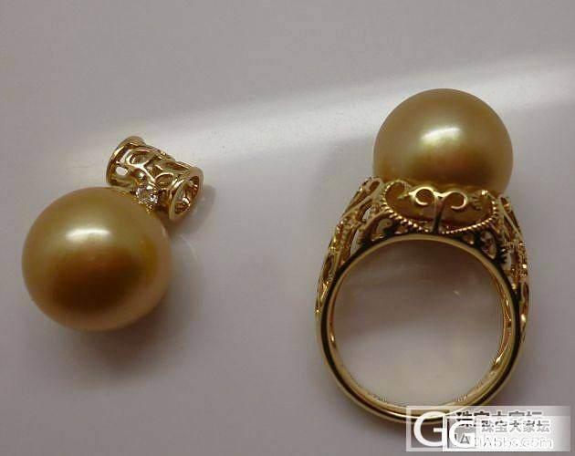 19日的生日礼物,金饰和珍珠_吊坠珍珠耳坠戒指金